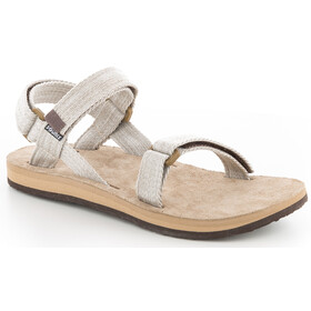 SOURCE Leather Urban Sandalias Mujer, canvas